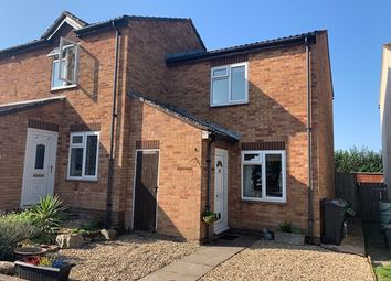 2 bed end terrace house for sale in Willow Walk, Honiton EX14