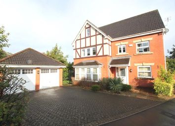 Thumbnail 6 bed detached house for sale in Nant Coch Rise, Ridgeway, Newport