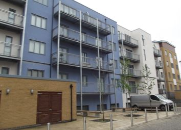Thumbnail 2 bed flat to rent in Pier Wharf, Quayside Drive, Colchester