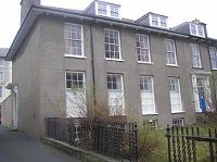 Thumbnail 3 bed flat to rent in Laura Place, Aberystwyth