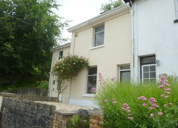 Thumbnail 2 bed terraced house to rent in Tudor Road, Newton Abbot