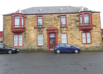 Thumbnail 7 bed flat for sale in Springvale Street, Saltcoats
