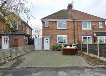 Thumbnail 2 bed semi-detached house for sale in Plank Lane, Water Orton, Birmingham