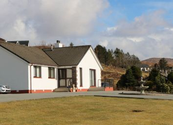 Thumbnail 4 bed detached bungalow for sale in Kensaleyre, By Portree