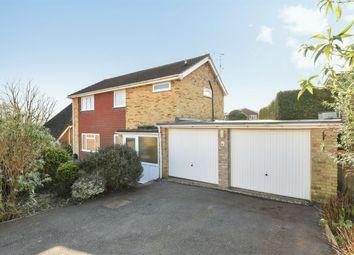 Thumbnail 4 bed detached house for sale in Divers Close, Alton