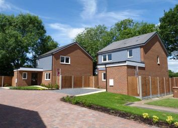 Thumbnail 3 bed detached house for sale in Wyatt Close, Ickleford, Hertfordshire
