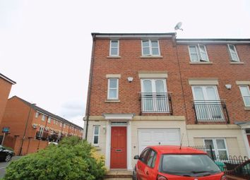 Thumbnail 1 bed flat to rent in Rowley Drive, Nottingham
