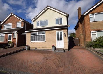 Thumbnail 3 bed detached house for sale in Dovedale Crescent, Belper