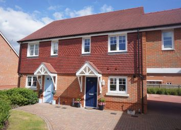 Thumbnail 3 bed end terrace house to rent in Claines Street, Holybourne, Alton