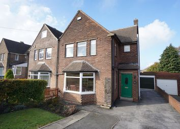 Thumbnail 3 bed semi-detached house for sale in Hallam Grange Rise, Lodge Moor, Sheffield