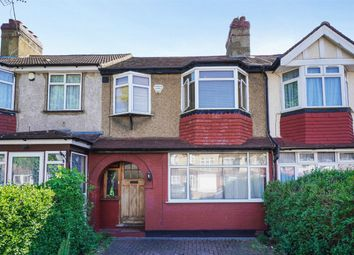 Thumbnail 3 bed terraced house for sale in Launceston Gardens, Perivale, Greenford, Middlesex