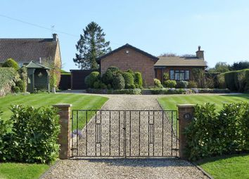 Thumbnail 2 bed detached bungalow for sale in Church Road, Braunston