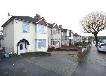 Thumbnail 3 bed detached house for sale in Muller Road, Eastville, Bristol, Somerset