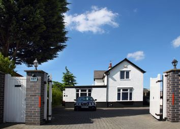 Thumbnail 4 bed detached house for sale in Parkgate Road, Woodbank, Chester