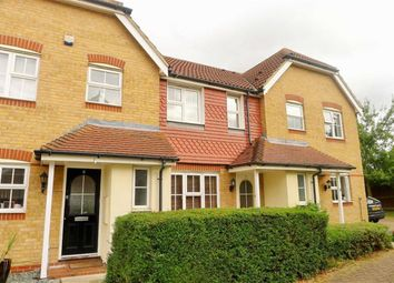 Thumbnail 2 bed terraced house to rent in Woolbrook Close, Rainham, Gillingham