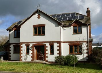 Thumbnail 4 bed detached house for sale in Swallowfield Close, Tywardreath, Par