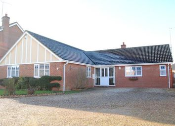 Thumbnail 4 bed bungalow for sale in Terrington St. Clement, King's Lynn