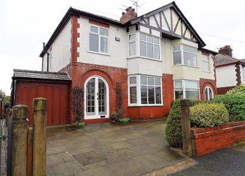 3 bed semi-detached house for sale in Monks Walk, Penwortham, Preston PR1