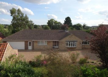 Thumbnail 6 bed detached bungalow for sale in High Street, Osbournby, Sleaford