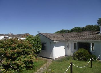 Thumbnail 2 bed semi-detached bungalow for sale in Menhyr Drive, Carbis Bay, St. Ives, Cornwall
