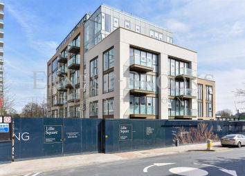Thumbnail 1 bed flat for sale in Colombia Garden South, Lillie Square, Earls Court