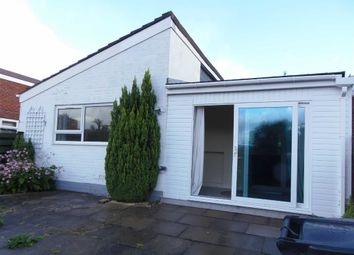 Thumbnail 2 bed terraced bungalow to rent in 162, Lon Gwern, Trehafren, Newtown, Powys