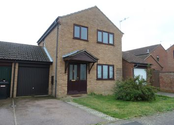 Thumbnail 3 bed detached house to rent in Russet Close, Beccles