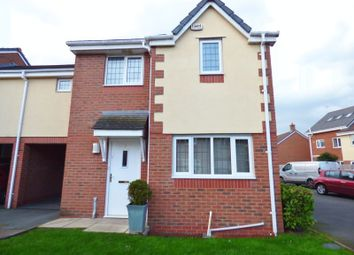 Thumbnail 3 bed mews house to rent in Levens Close, Warrington
