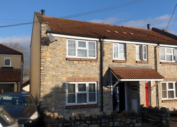 Thumbnail 3 bed semi-detached house to rent in Broadway, Chilton Polden, Somerset