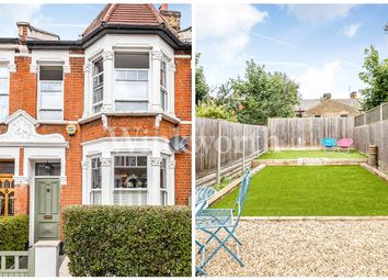 Thumbnail 4 bed terraced house for sale in Effingham Road, London