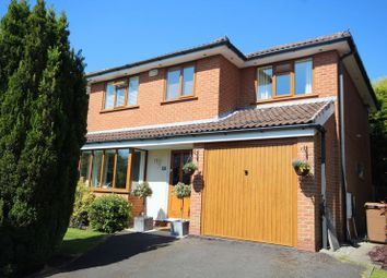 Thumbnail 4 bed detached house for sale in Fisherfield, Norden, Rochdale