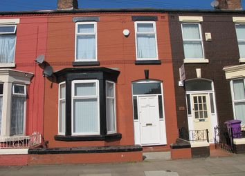 3 bed terraced house to rent in Alderson Road, Wavertree, Liverpool L15