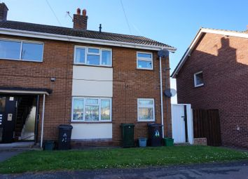 Thumbnail 1 bedroom flat for sale in Caernarvon Drive, Doncaster