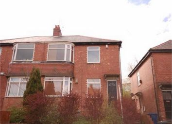 Thumbnail 3 bed flat to rent in Heatherslaw Road, Fenham, Newcastle Upon Tyne, Tyne And Wear