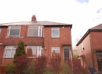 Thumbnail 3 bedroom flat to rent in Heatherslaw Road, Fenham, Newcastle Upon Tyne, Tyne And Wear