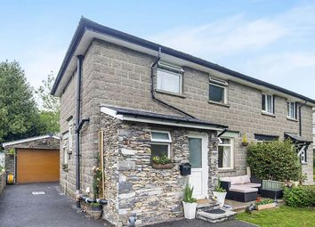 Thumbnail 3 bed semi-detached house for sale in Broadfield, Troutbeck Bridge, Windermere