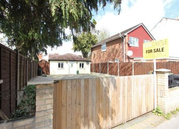 Thumbnail 2 bed detached bungalow for sale in Harrington Road, London