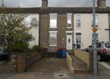 Thumbnail 3 bedroom terraced house for sale in London Road, Ipswich