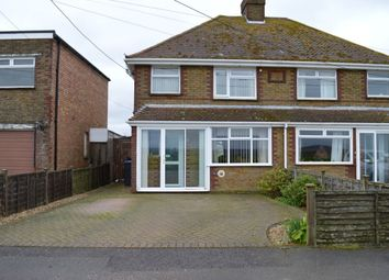 Thumbnail 3 bed semi-detached house for sale in Summer Road, St. Nicholas At Wade, Birchington
