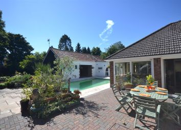 Thumbnail 5 bedroom detached bungalow for sale in Norwich Road, Wroxham, Norwich