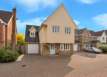 Thumbnail 4 bed detached house for sale in Dawes Lane, Wheathampstead, St. Albans