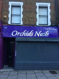 Thumbnail Retail premises to let in 220 Middle Lane, Hornsey, London