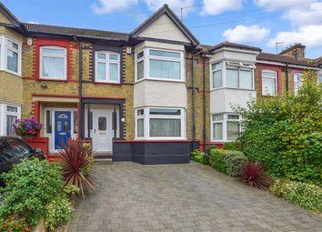 Thumbnail 4 bedroom terraced house for sale in Ridgeway Avenue, Gravesend, Kent