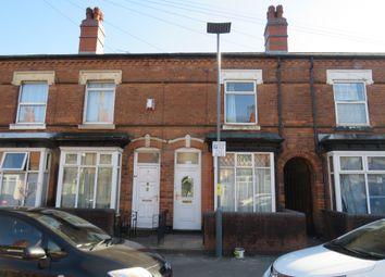 Thumbnail 3 bedroom terraced house for sale in Woodall Road, Aston, Birmingham