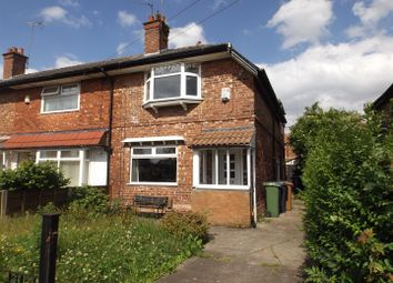 Thumbnail 3 bed end terrace house for sale in Ash Street, Audenshaw, Manchester