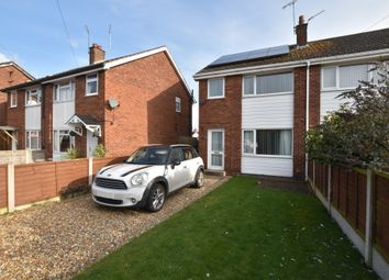 Thumbnail 3 bed semi-detached house for sale in Charlesway, Market Drayton