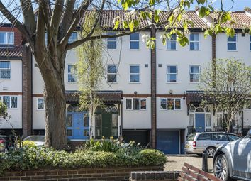 Thumbnail 4 bed terraced house for sale in Millside Place, Isleworth, Twickenham