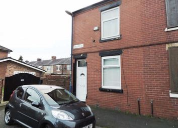 Thumbnail 2 bed end terrace house for sale in Sheldon Street, Clayton, Manchester