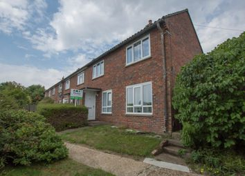 Thumbnail 2 bed end terrace house for sale in Plimsoll Avenue, Folkestone