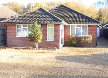 Thumbnail 3 bed detached bungalow to rent in Woodlands Road, Netley Marsh